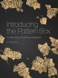 Meystyle Pattern Box presentation