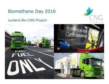 Biomethane Day 2016