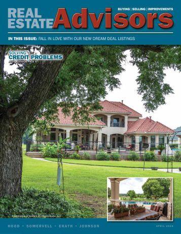 The Real Estate Advisors Magazine - April 2016