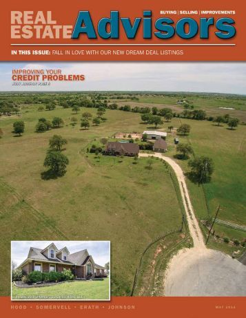 The Real Estate Advisors Magazine - May 2016