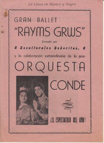 Gran Ballet Rayms Grws