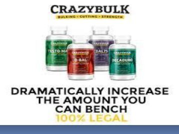 legal steroids that work
