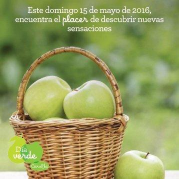 Correo Dia Verde Mayo 2016, bono 15.000