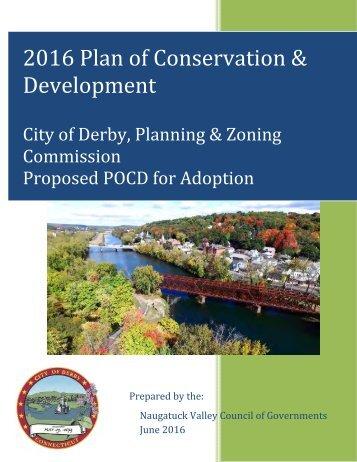 2016 Plan of Conservation & Development