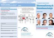 Rekommunalisierung als Unternehmensstrategie - BET Aachen