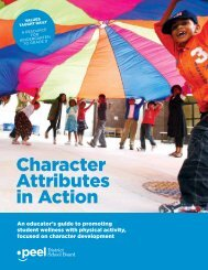 Character Attributes in Action