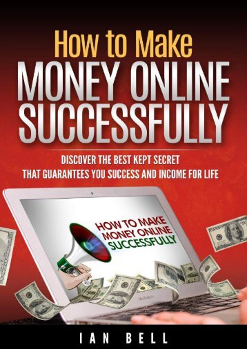 How to Make Money Online and Become Successful