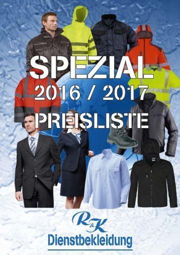 2016 Spezial Preisliste WEB