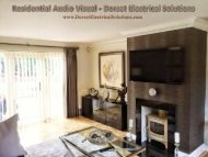 Residential Audio Visual - Dorset Electrical Solutions