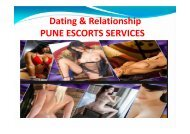 Pune Dating & Relationship - Shikha Shirivastav