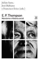 E P Thompson