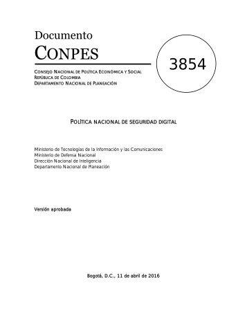CONPES