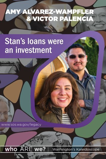 Stan's loans were an investment