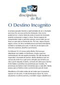 O Destino Incógnito - Page 3