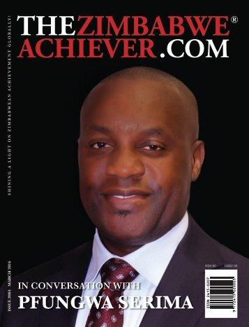 TZA Magazine Issue 001 - Final