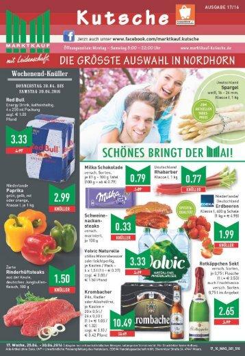 Marktkauf Kutsche KW17