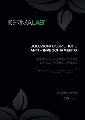 DERMALAB COSMETICS CATALOGO O15_web