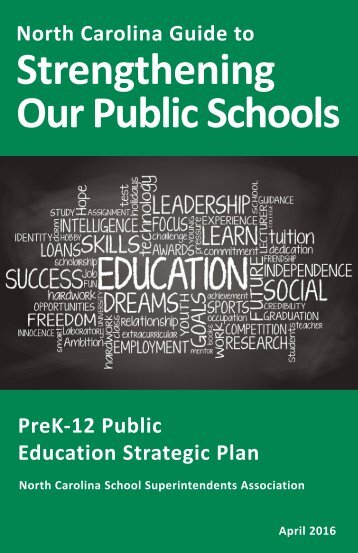 Strengthening Our Public Schools