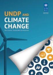 UNDP CLIMATE CHANGE
