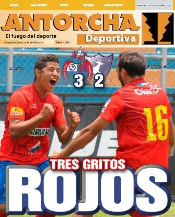 Antorcha Deportiva 209
