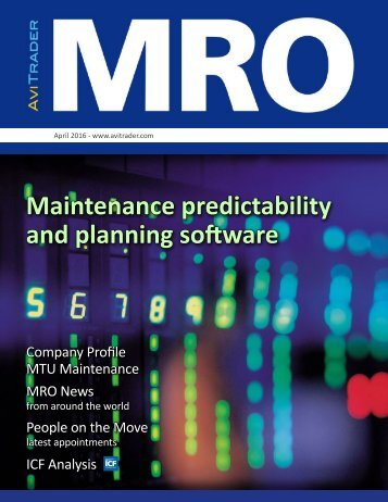 Maintenance predictability and planning software