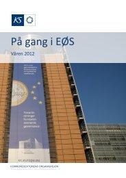På gang i EØS - nr. 1 2012