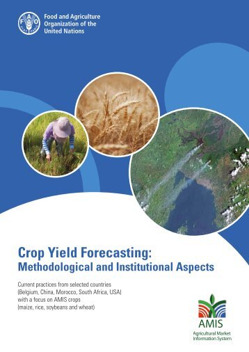 Crop Yield Forecasting