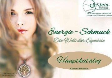 Energie-Schmuck Katalog