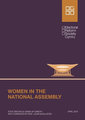 WOMEN IN THE NATIONAL ASSEMBLY