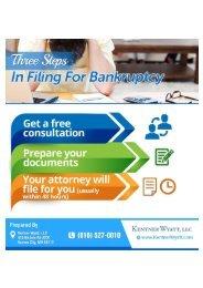 Utilizing Kansas City Bankruptcy Attorneys Is A Good Idea