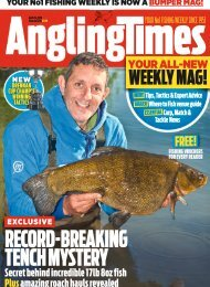 Angling Times sample pages