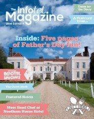 Infotel Magazine | Edition 4 | 2016