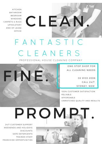 Fantastic Cleaning Sydney