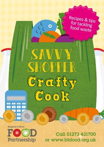 Savvy Shopper Crafty Cook