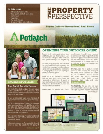 OPTIMIZING YOUR OUTDOORS ONLINE