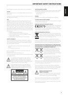 NAD VISO 1 AP Wireless AirPlay Music System - Polaris Audio - Page 3