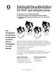 305652Gaa , Edelstahl-Druckbehälter Für HVLP- und ...