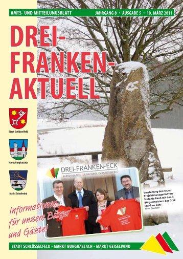 Ausgabe 05/2011 - Geiselwind