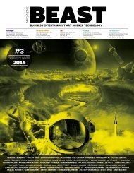 BEAST Magazine #3 2016