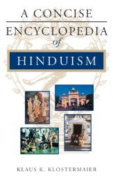 A Concise Encyclopedia of Hinduism Klaus K Klostermaie