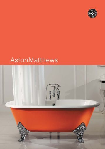 Aston Matthews brochure 2016
