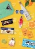 Helsinki-Stockholm I May 1 - June 30, 2016 Tallink Silja Shopping catalogue I Onboard & Club One offers / light - Page 2