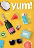 Turku-Stockholm I May 1 - June 30, 2016 Tallink Silja Shopping catalogue I Onboard & Club One offers / light - Page 3