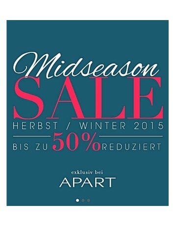 apart sale 50%25