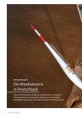 BWE Branchenreport - Windindustrie in Deutschland 2016 - Seite 6