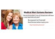 Medical Alert Systems for Seniors - Comparison and Reviews