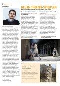 CAROLINE. Das Theatermagazin Mai/Juni/Juli 2016 - Page 2