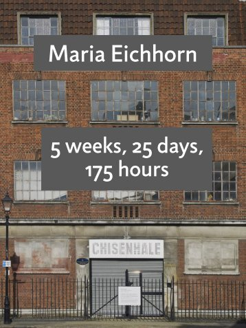 Maria Eichhorn