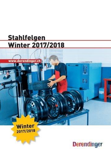 Alufelgen und Stahlfelgen Winter