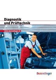 Diagnostik und Prüftechnik